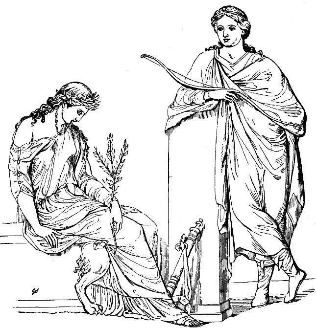Аполлон и Кассандра