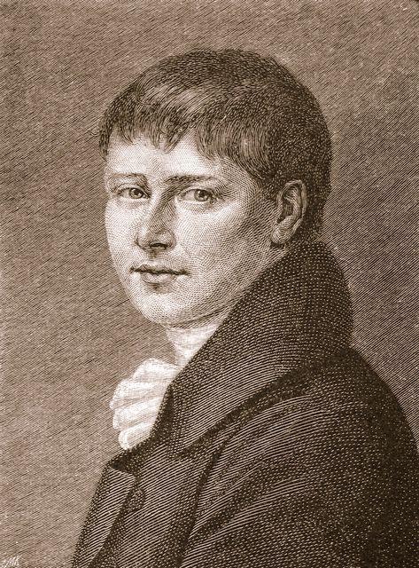 Генрих фон Клейст портрет