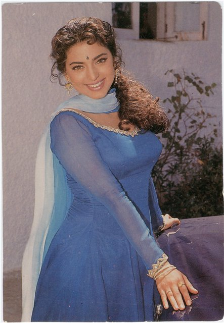 Джухи Чавла фото (Juhi Chawla photo)