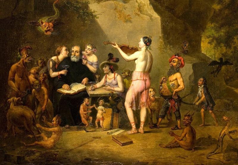 saint antonys dissertation on the subject of demons in life of saint antony
