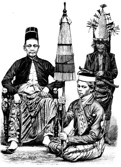 Индонезийцы, конец 19 века