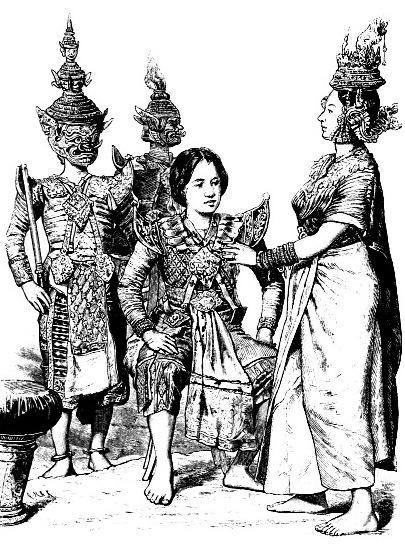 Сиамские актеры