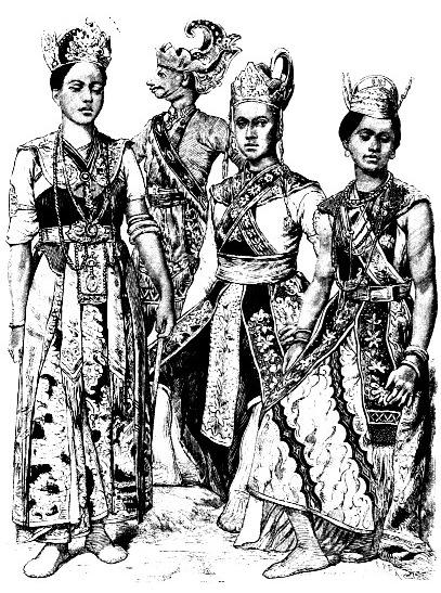 Яванские актеры и актрисы