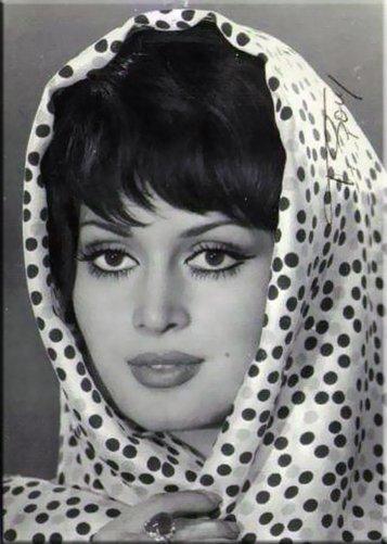 Самая красивая турчанка - актриса Тюркан Шорай / Türkân Şoray. Фото