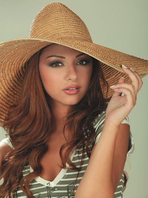 Самая красивая ливанка Мириам Фарес / Myriam Fares. Фото