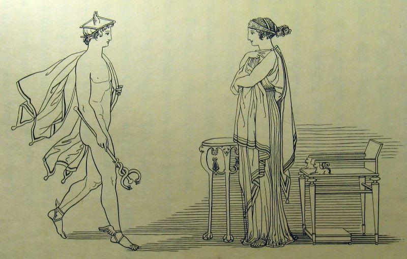 богиня калипсо