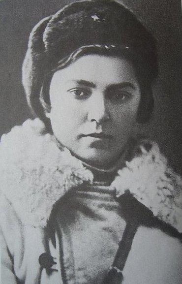 Елена Колесова, Март 1942