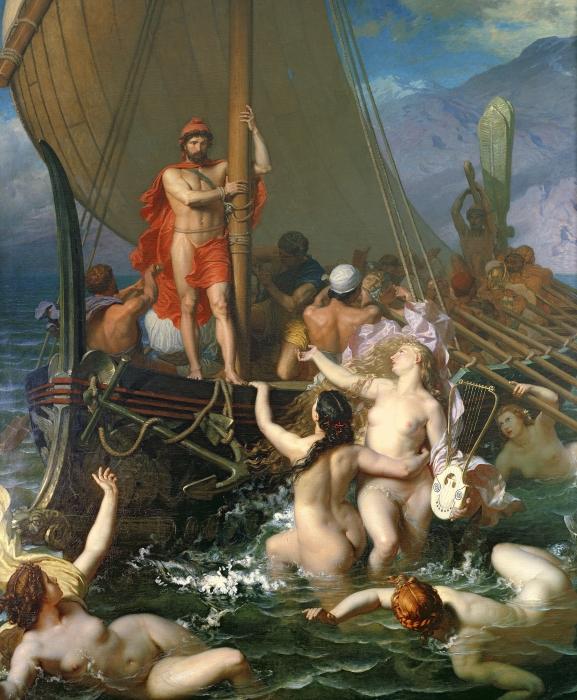 Leon Belly - Одиссей и сирены
