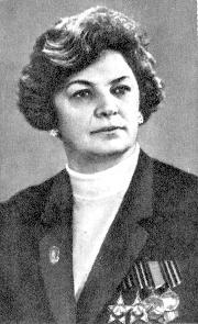 Снайпер Ольга Бордашевская. Фотография