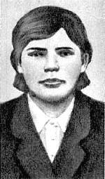 Снайпер Татьяна Костырина. Фотография