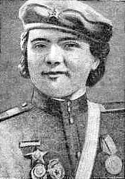 Снайпер Таисия Максимова. Фотография