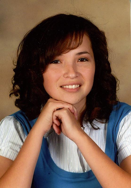 Современная девушка из народа шайеннов, Фото