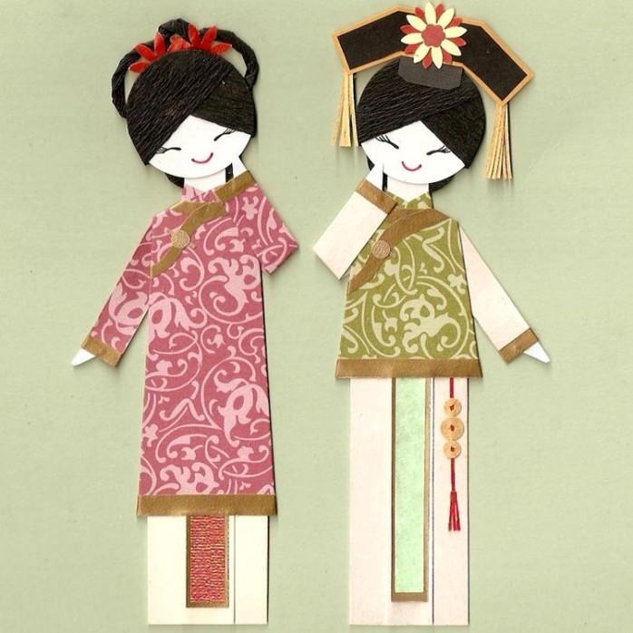 Корейское рукоделие своими руками