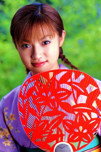Самая красивая японка Кёко (Киоко) Фукада. Фото