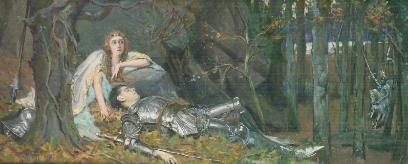 Henry Meynell Rheam - La Belle Dame sans Merci