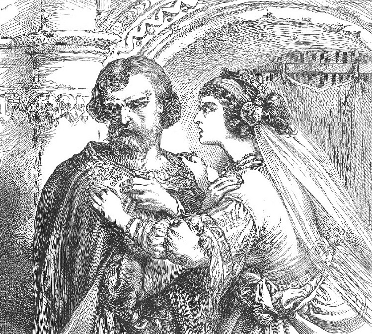 Макбет и леди Макбет