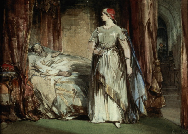 an argument in favor of lady macbeth as a female character in macbeth a play by william shakespeare Macbeth study guide contains a biography of william shakespeare, literature essays, a complete e-text, quiz questions, major themes, characters, and a.