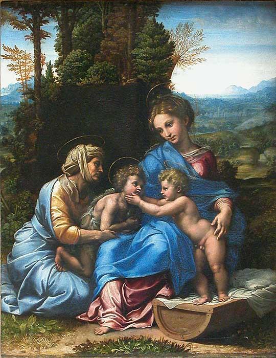 Малое святое семейство