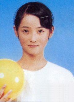 Нозоми Сасаки в детстве. Фото