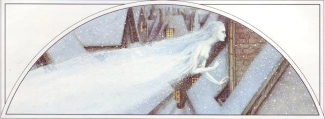 Ганс Христиан Андерсен - Снежная королева (иллюстрация Angela Barrett)