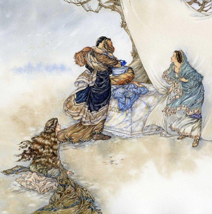 Himmapaan - Воскрешение Гермионы (Шекспир - Зимняя сказка)