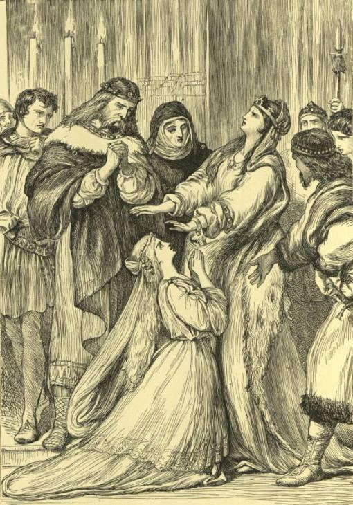 Linton - Гермиона и Утрата (Шекспир - Зимняя сказка)