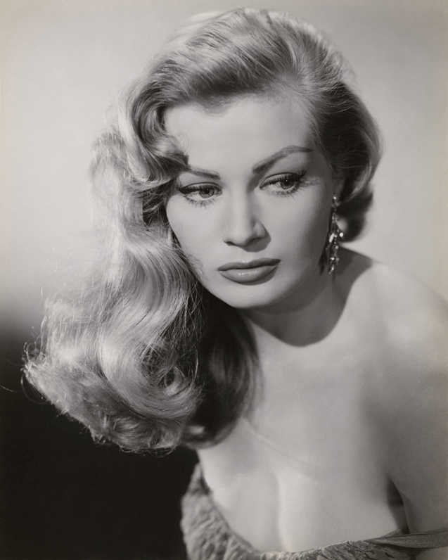 Анита Экберг фото (Anita Ekberg photo)