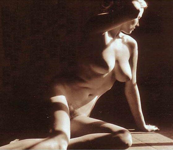 Обнажённая Анита Экберг фото (Anita Ekberg topless photo)