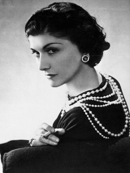 Коко Шанель фото (Coco Chanel photo). 1935