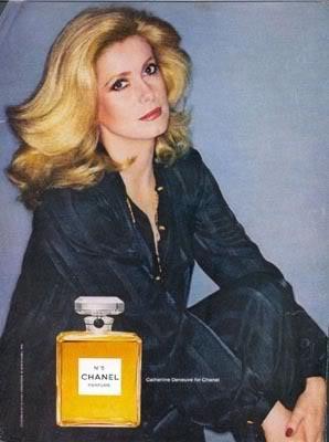 Катрин Денёв / Catherine Deneuve. Шанель / Chanel