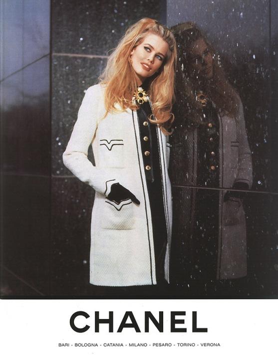 Клаудиа Шиффер / Claudia Schiffer. Chanel