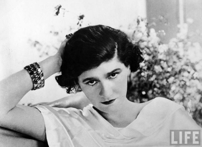 Коко Шанель фото (Coco Chanel photo). 1920