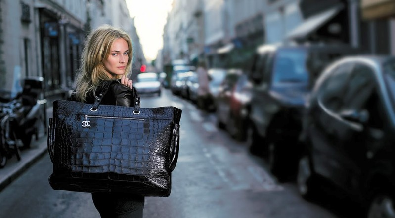 Диана Крюгер / Diane Kruger. Chanel
