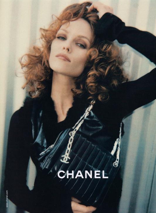 Ванесса Паради / Vanessa Paradis. Chanel