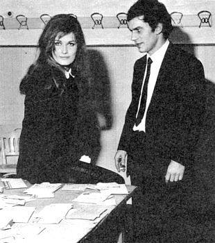 Далида и Луиджи Тенко. Фото