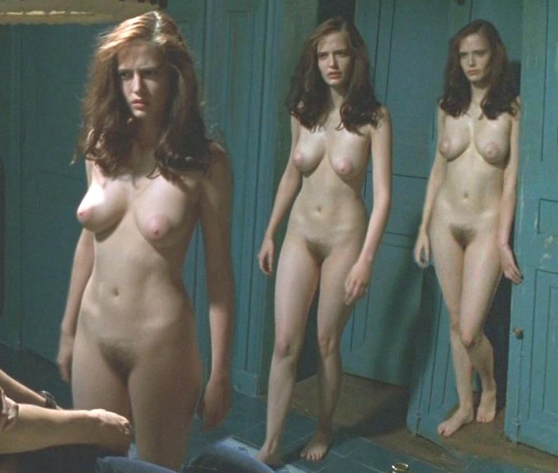 Обнаженная Ева Грин фото (Eva Green naked photo)