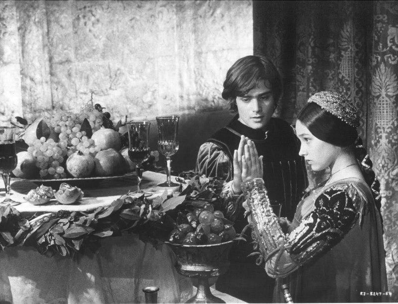 Фильм Ромео и Джульетта (1968) смотреть онлайн бесплатно в хорошем качестве без регистрации, скачать
