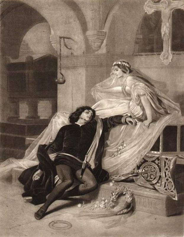 John R.S.Stanhope - Ромео и Джульетта