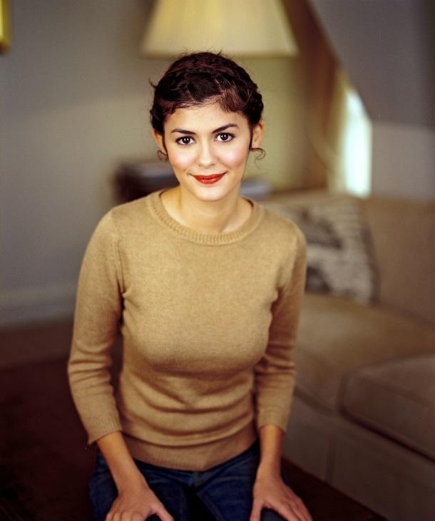 Французская актриса Одри Тоту. Фото
