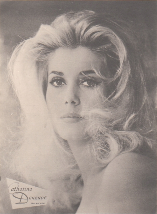 Катрин Денёв фото (Catherine Deneuve photo)