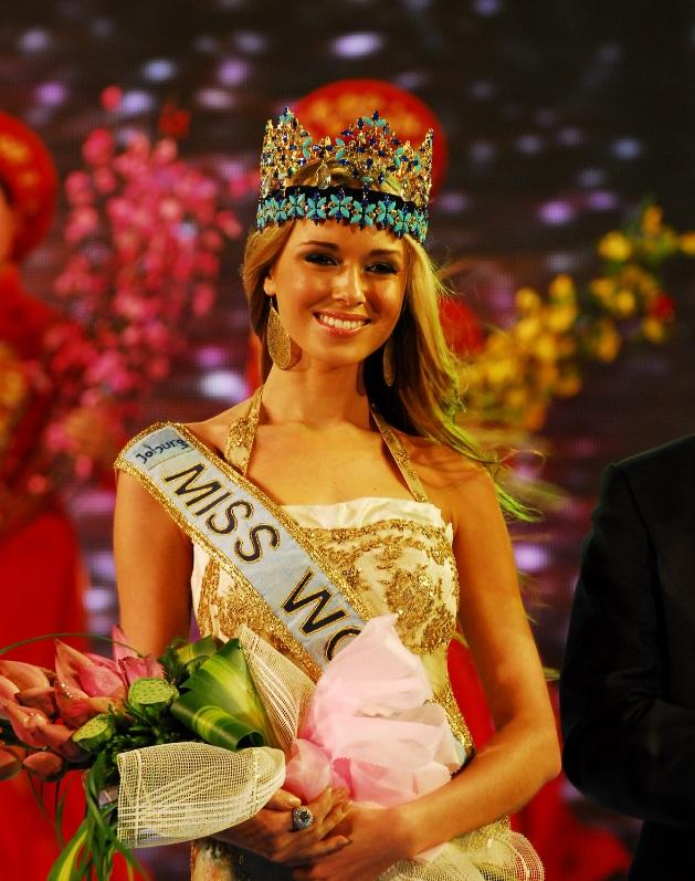 Ксения Сухинова, Мисс мира 2008. Фото / Ksenia-Sukhinova (Russia) Miss World 2008. Photo