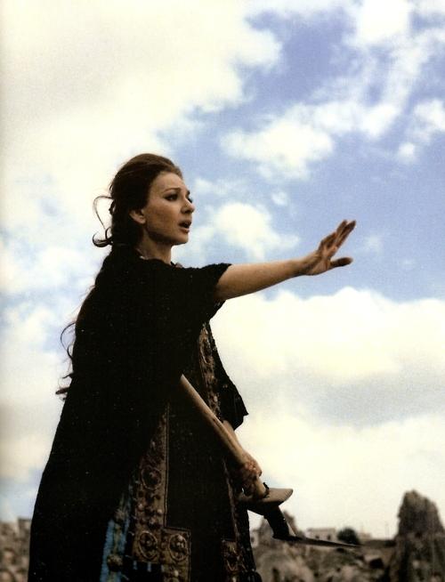 Мария Каллас Медея. Фото / Maria Callas Medea photo