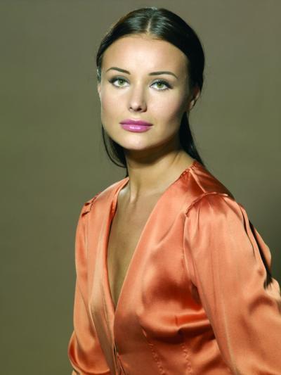 Оксана Федорова, Мисс Россия. Фото / Oksana Fedorova, Miss Russia 2001. Photo