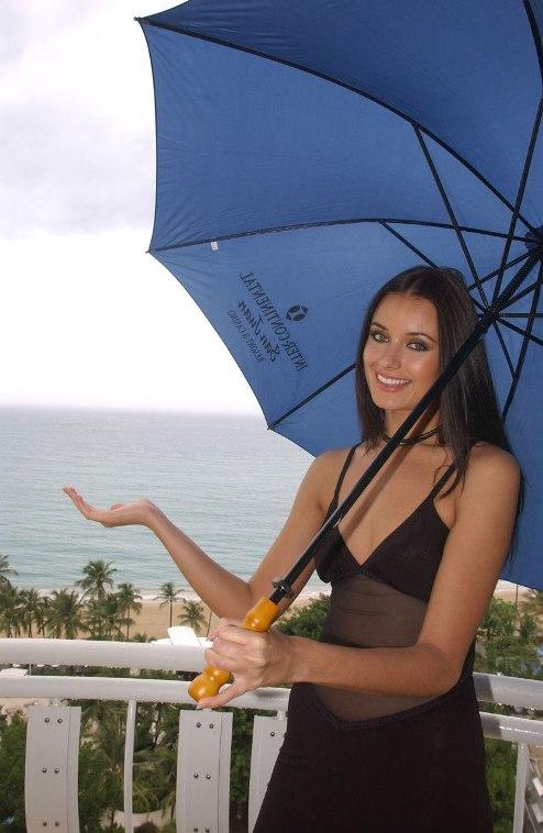 Оксана Фёдорова, Мисс Вселенная 2002. Фото / Oksana Fedorova, Miss Universe 2002. Photo