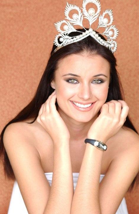 Оксана Фёдорова, Мисс Вселенная 2002. Фото / Oxana Fedorova, Miss Universe 2002. Photo