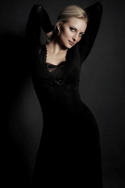 Виктория Радочинская, Миссис мира 2009. Фото