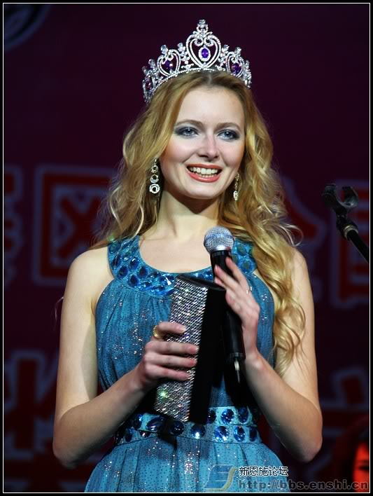 Екатерина Грушанина, Miss Tourism Queen International 2009. Фото