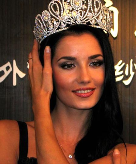 Ольга Зарубина, Miss Tourism Queen International 2007. Фото