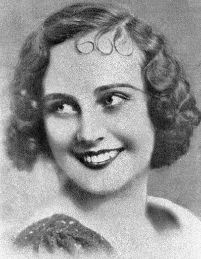 Татьяна Маслова, Мисс Россия, Мисс Европа 1933. Фото