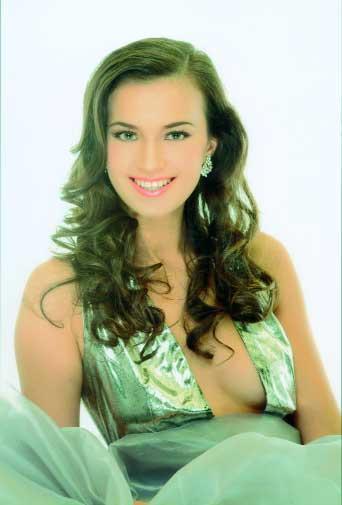 Татьяна Никитина, Мисс Азия и Океания 2003. Фото